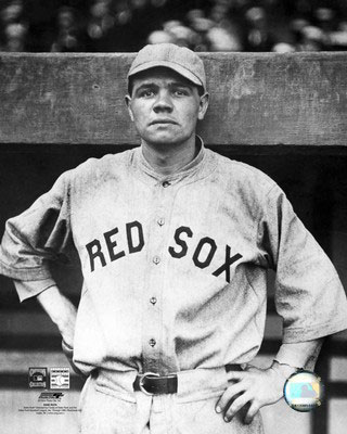 aahg191_16x20babe-ruth-red-sox-posters