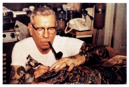 Sailor Jerry In Action