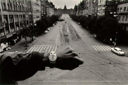 Josef Koudelka Praha 1968