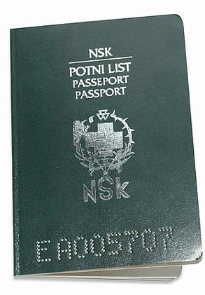 NSK Passport