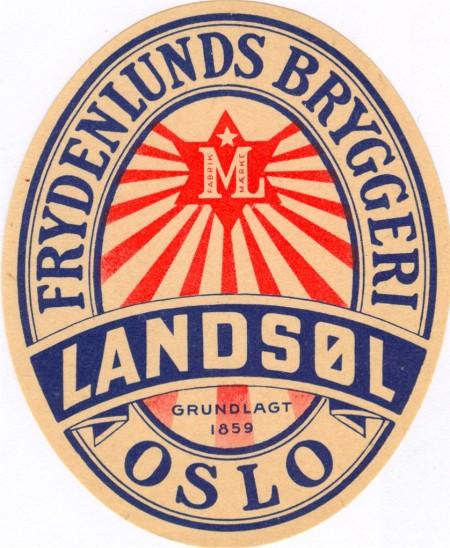 Her Drikkes Frydenlunds!