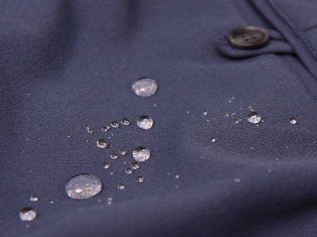 Lotusbehandlingen gjør klærne nesten vanntette