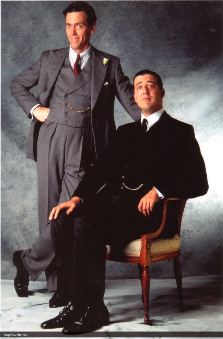 Portrait Jeeves & Wooster