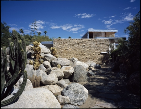 The Kaufmann Desert House