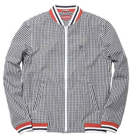 Supreme Campus Jacket