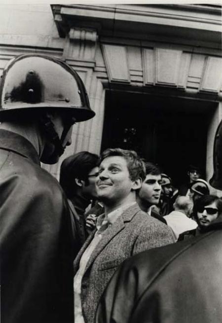 Mai 1968 - Studentopprøret i Paris