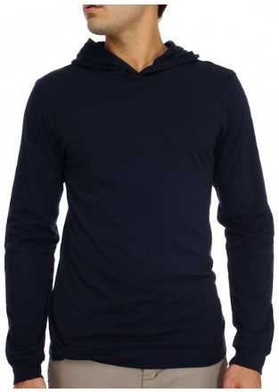 Double Layer Hoodie - Total Eclipse