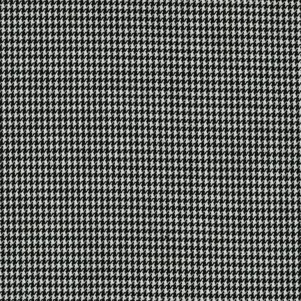 Houndstooth Textile Pattern