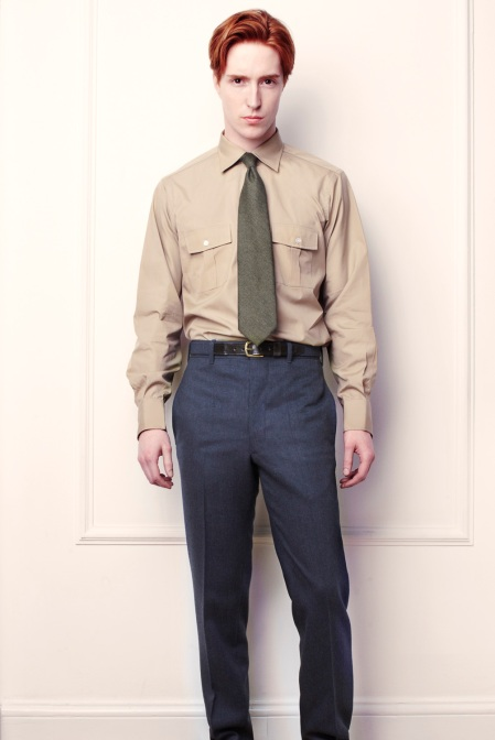 Sporting & Military Tailors. Military, indeed!