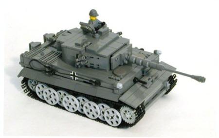 """German Panzerkampfwagen VI """"TIGER I"""""""