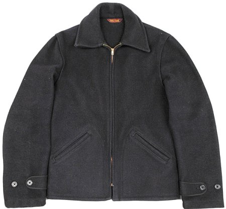 BIGYANK Wool Melton Sport Jacket