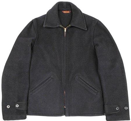 BIGYANK Wool Melton Sport Jacket