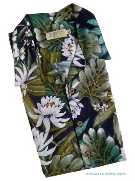 """Tantalus"" Aloha Shirt"