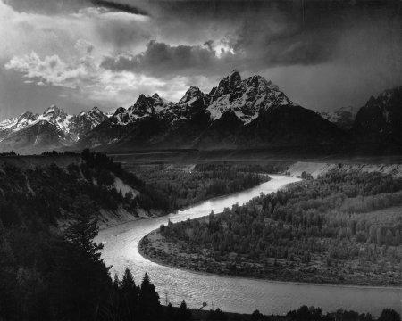 The Tetons & Snake River