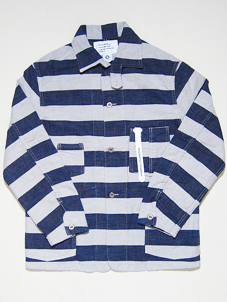Prisoner Suit Research - 4 Pocket Border Jacket