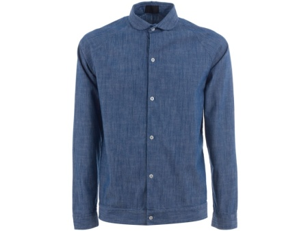 Bronson Shirt Jacket-Chambray