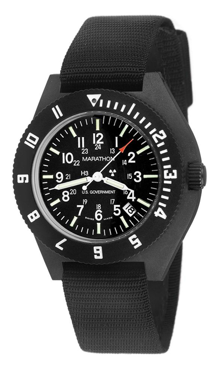 U.S. Military Pilot/Navigator's Watch by Marathon