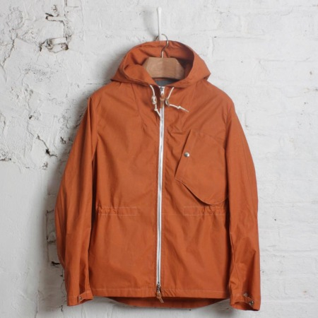 Hill Walker Burnt Orange