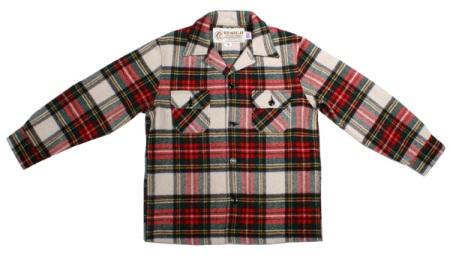 Minnesota Jac Shirt In Dress Stewart