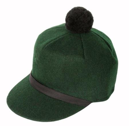 Scotch Cap In Dark Green