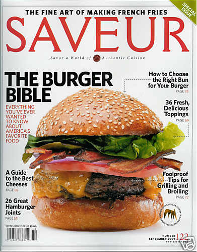 The Burger Bible