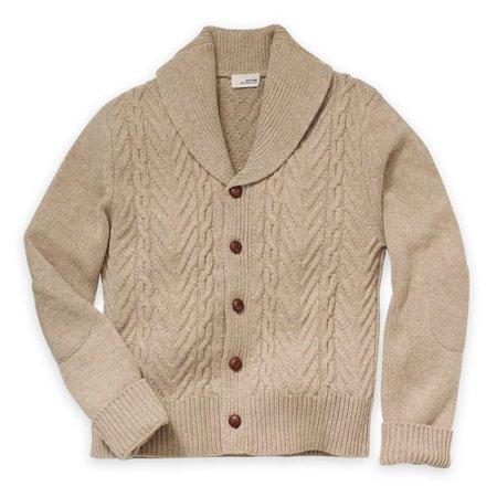 Jack Spade Lorillard Fishermen's Sweater