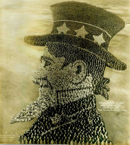 The Living Uncle Sam